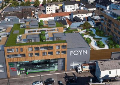 Foytaket - Tønsberg